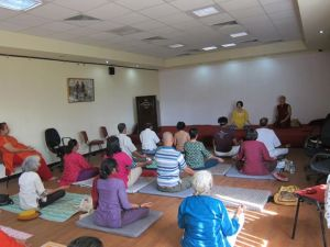 Retreat in Goa, 2013